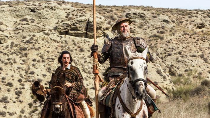 """El hombre que mató a Don Quijote"": La ""película maldita"" ve peligrar su estreno en Cannes"