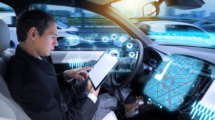Un accidente cada miles de kilómetros: Así es el registro de los vehículos autónomos en carreteras