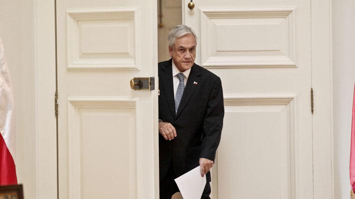 """Presidente Piñera: """"Hay una especie de nuevo encrispamiento de las relaciones cívicas"""""""