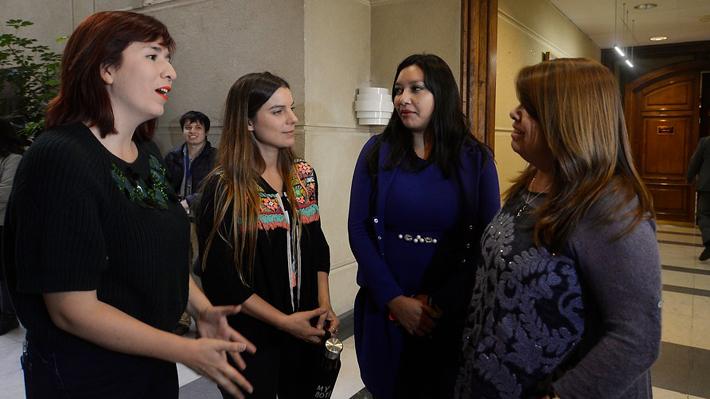 """Oposición ve """"probable"""" una acusación constitucional contra Santelices y Chile Vamos dice que haría lo mismo con Castillo"""