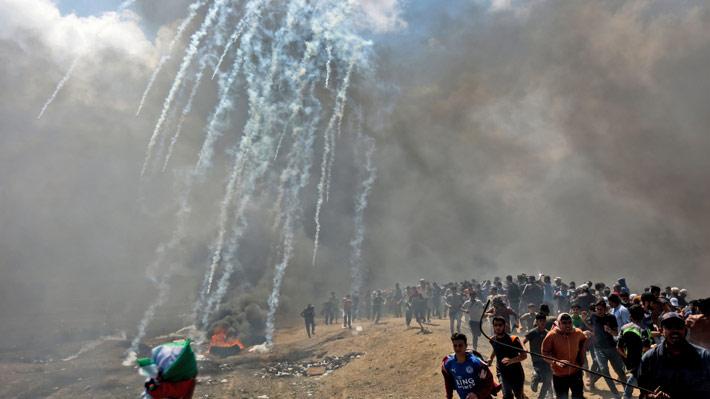 """Alto comisionado para los DD.HH. de la ONU asegura estar en """"shock"""" por """"asesinatos"""" de palestinos en Gaza"""