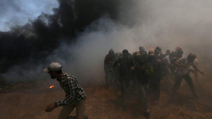Asciende a 52 la cifra de palestinos fallecidos por disparos israelíes durante protestas en la frontera de Gaza