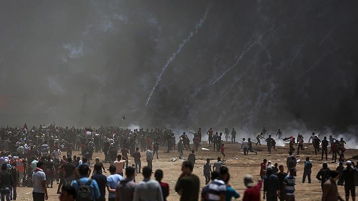 EE.UU. responsabiliza a Hamas por violencia en Gaza tras inauguración de embajada
