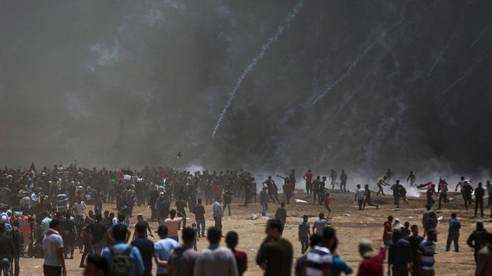 Gobierno condena muerte de palestinos en la Franja de Gaza