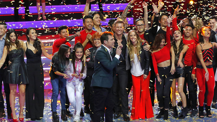 """""""Rojo, el color del talento"""": Regreso del programa logró elevar la sintonía de TVN"""