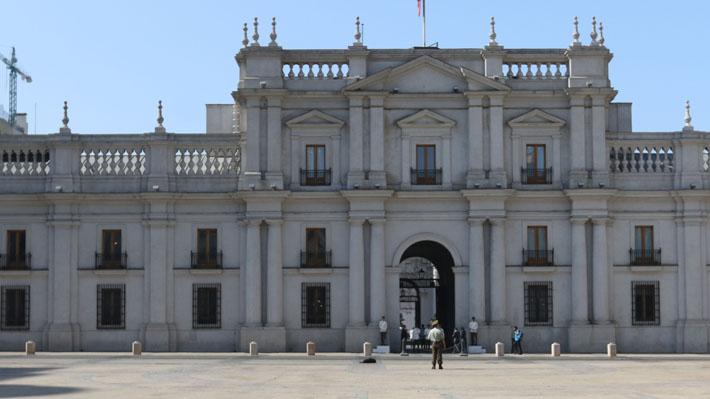 Nuevo productor general de La Moneda asume sus funciones tras salida de Andrés Chadwick Costa
