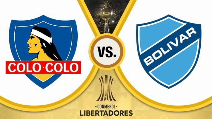 Así fue la victoria de Colo Colo sobre Bolívar en el estadio Monumental