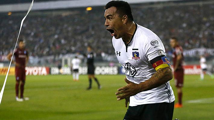 Con un Paredes letal, Colo Colo gana a Bolívar y depende de sí mismo para clasificar en la Libertadores