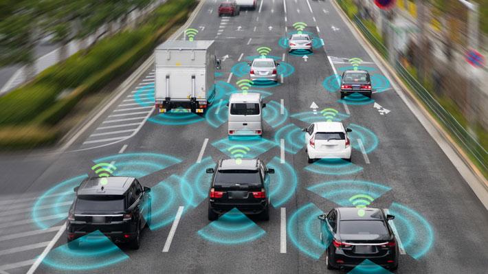 Conoce cómo funcionan los sensores de los vehículos autónomos