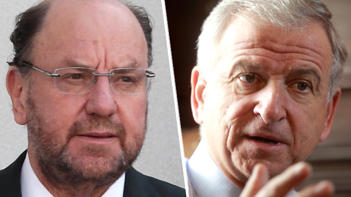 """La Moneda descarta roces entre Moreno y Larraín: """"Acá hay 23 ministros que nos llevamos muy bien"""""""