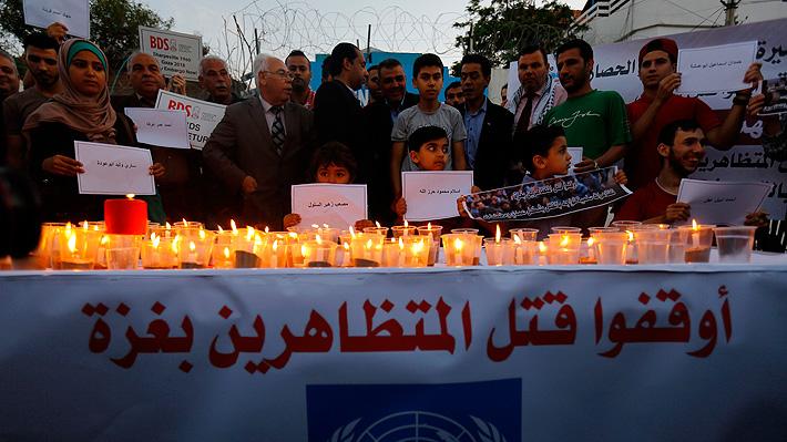Hamas confirma que 50 de los palestinos muertos en Gaza eran de este movimiento