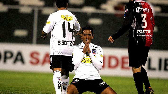 Por un gol, Colo Colo queda fuera de la Copa Libertadores