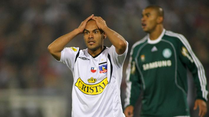 Colo Colo cae ante Palmeiras y se farrea su paso a octavos de final