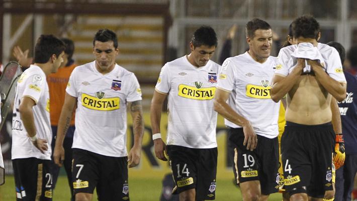 Colo Colo se farreó el triunfo ante Cerro y quedó fuera de la Libertadores