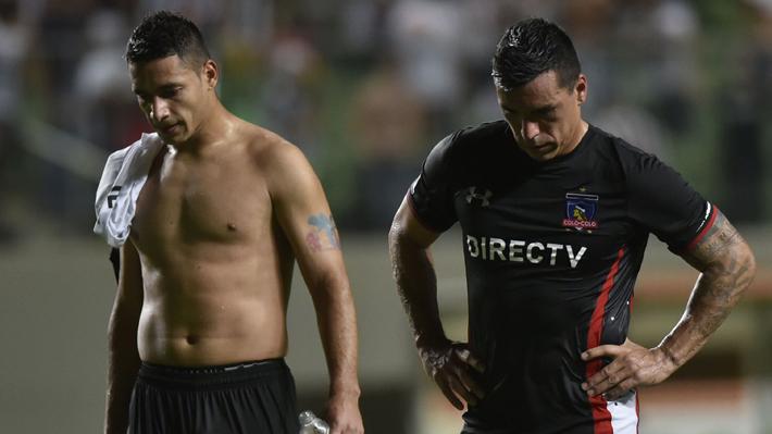 Colo Colo se va eliminado y la Libertadores se queda sin equipos chilenos en octavos