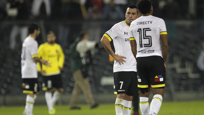 Los palos e I. del Valle dejaron a Colo Colo otra vez fuera de la Libertadores en 1.a ronda