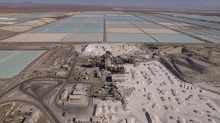 Gigante china de litio adquiere el 24% de SQM por más de US$4.000 millones