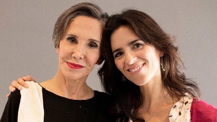 """Paz Bascuñán y """"Doña Florinda"""" juntas en una nueva producción de Nicolás López"""