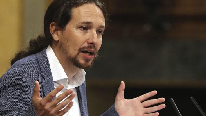 """Líder del Podemos español en la polémica tras comprar mansión de 600 mil euros: """"Nos criticarán hagamos lo que hagamos"""""""