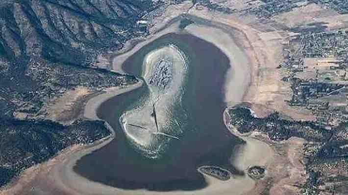El proyecto que pretende devolver la sustentabilidad a la laguna Aculeo