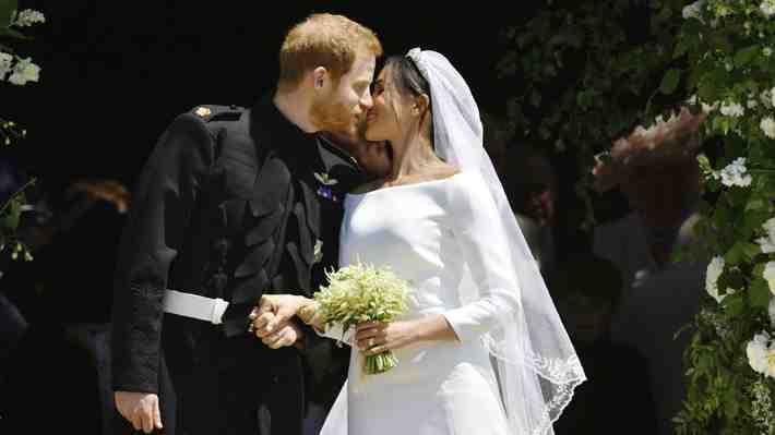 ¿Lo viste? ¿Qué te pareció el matrimonio real entre el príncipe Harry y Meghan Markle?