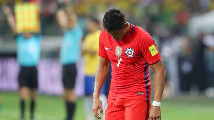 """La particular nómina con la que en Uruguay nuevamente se burlan de la """"Roja"""" por no estar en el Mundial de Rusia"""