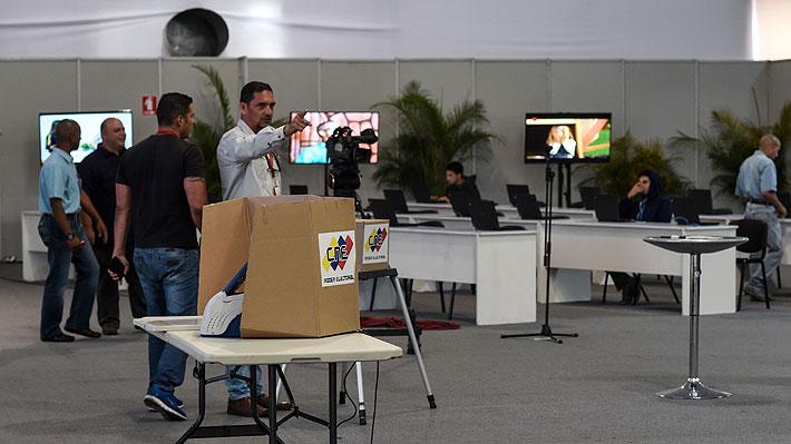 Venezuela se prepara para elegir Presidente en cuestionados comicios