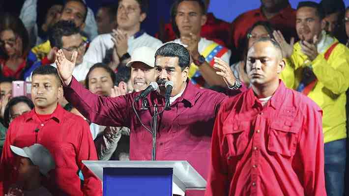 """Nicolás Maduro llama a una """"gran jornada de diálogo nacional"""" tras ganar las elecciones en Venezuela"""
