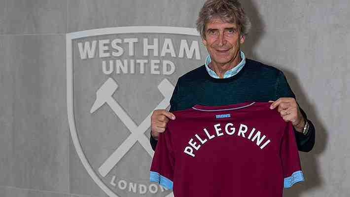 Manuel Pellegrini regresa a la Premier y es el nuevo técnico del West Ham. ¿Qué opinas?