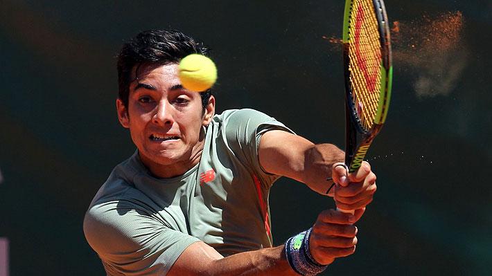 Garin desaprovechó una gran ventaja inicial y cayó ante Da Silva en la primera ronda de la qualy de Roland Garros