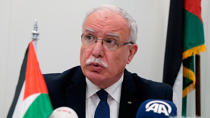 Palestina pide a la Corte Penal Internacional que investigue presuntos crímenes de Israel