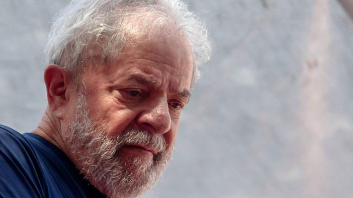"""Comité de DD.HH. de la ONU rechaza solicitud de Lula de imponer """"medidas provisionales"""" contra su encarcelamiento"""