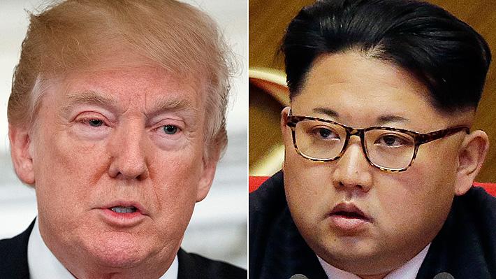 """Trump cancela reunión con Kim Jong-un por la reciente """"hostilidad"""" de Corea del Norte"""