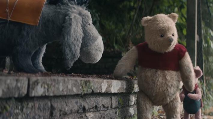"""Winnie the Pooh y sus amigos llegan al mundo real en el tráiler de """"Christopher Robin: Un encuentro inolvidable"""""""