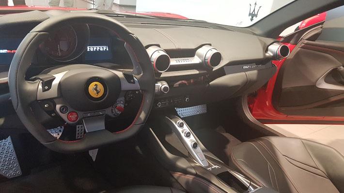 Conoce Al Imponente Ferrari 812 Superfast Que Llega Por Primera Vez