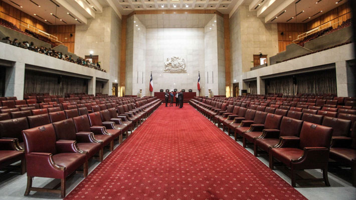 Cuenta Pública: Habrá menos invitados que años anteriores y Salón de Honor ya fue visado por La Moneda