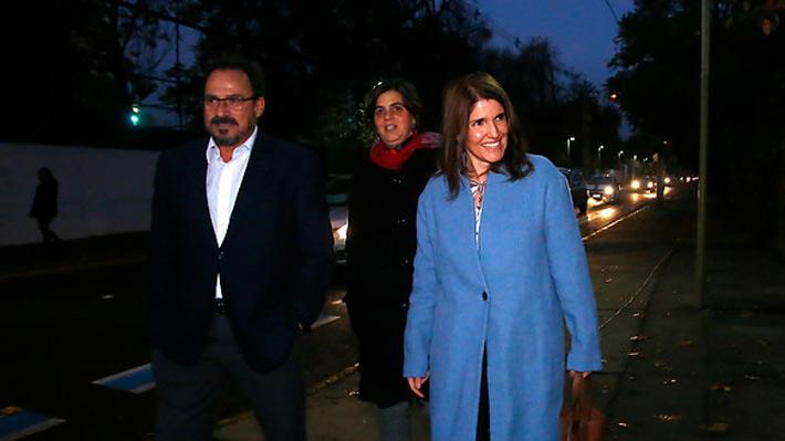 """Tras reunión con Bachelet, ex ministros critican a gobierno de Piñera por """"sequía legislativa"""" y """"desprolijidades"""""""