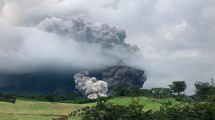 Galería: Las imágenes que muestran la tragedia tras la erupción del Volcán de Fuego en Guatemala