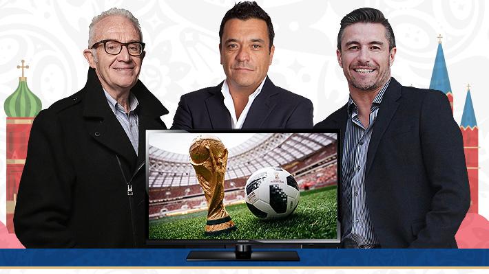 Un mes a todo fútbol: Los horarios y los partidos que los canales chilenos darán del Mundial