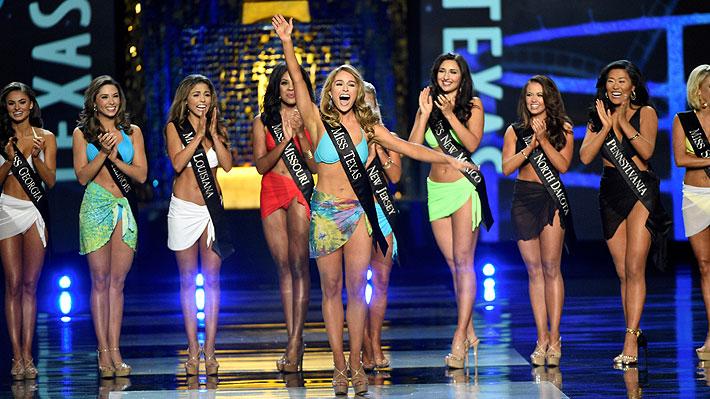 4a06a1064421 Ex misses chilenas respaldan eliminación del traje de baño en ...