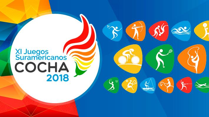 Repasa lo mejor del jueves 7 de junio en los Juegos Odesur 2018