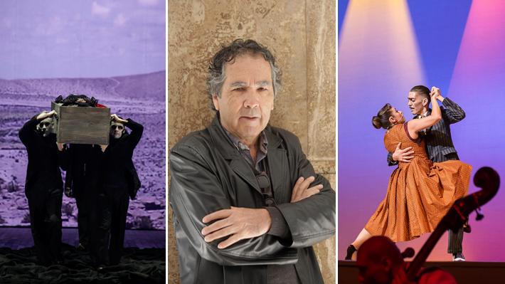 Historias que saltan de los libros a la escena: Dos obras de Hernán Rivera Letelier confluyen en las tablas locales