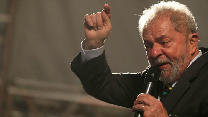 """Lula desde la cárcel promete llevar su candidatura presidencial """"hasta las últimas consecuencias"""""""