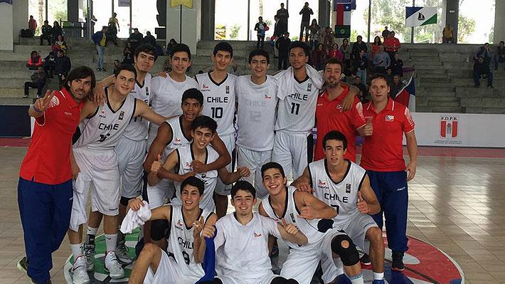 Qué se juega, cuándo y quiénes será los rivales de Chile en el Premundial Sub 18 de básquetbol