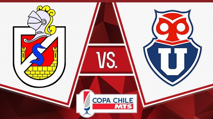 En vivo: Universidad de Chile goleó como visitante a La Serena por Copa Chile en el debut de Frank Kudelka