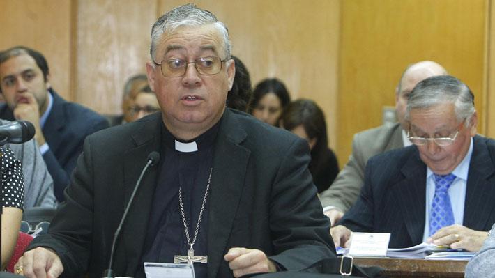 "Monseñor González por denuncias contra saliente obispo Gonzalo Duarte: ""Hubo un proceso civil donde todo se aclaró"""