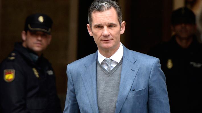 Cuñado del Rey de España es condenado a 5 años y 10 meses por corrupción
