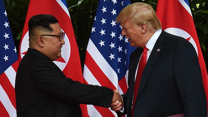 Juicio a Trump en la cumbre con Kim: Cuando las imágenes valen más que los acuerdos