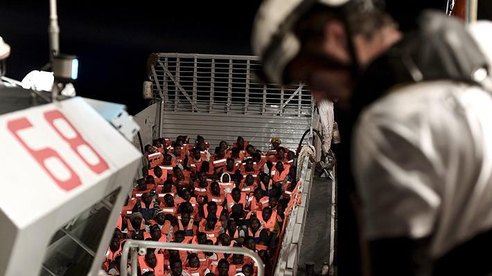 """Buque Aquarius: Italia considera """"vergonzoso"""" que Francia y España """"den leccciones"""" sobre inmigración"""