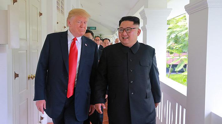 Kim Jong-un acepta la invitación de Donald Trump a visitar Estados Unidos